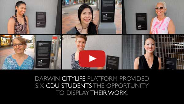 Citylife platform video